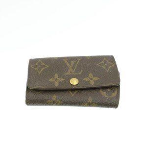 Louis Vuitton Key Holder/Wallet #129***